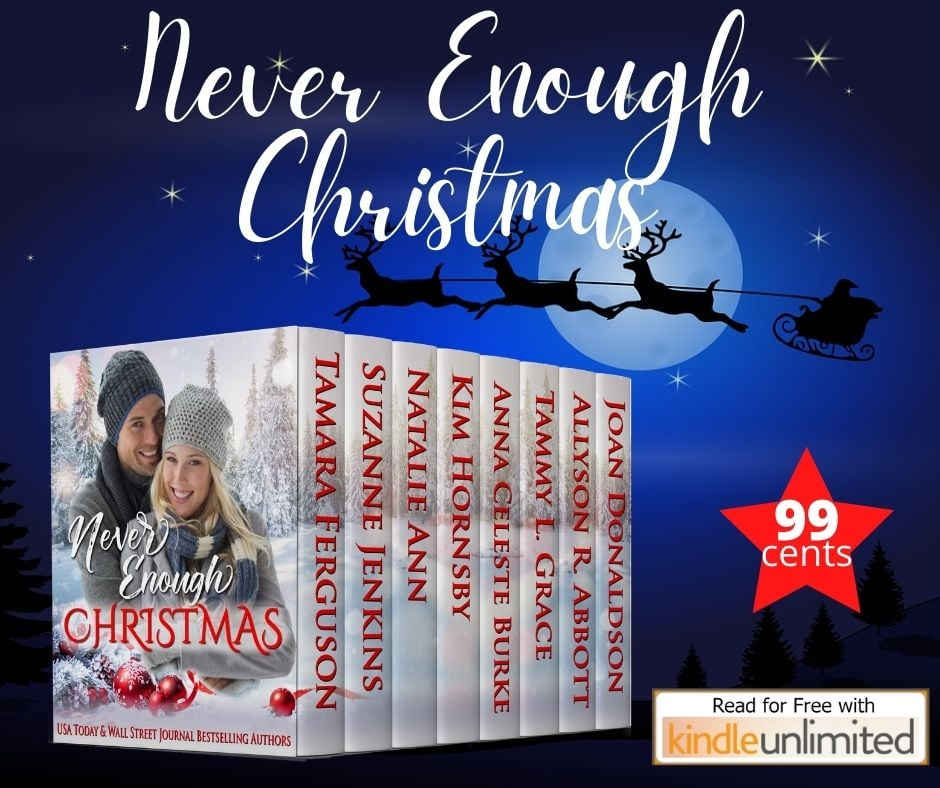 Never Enough Christmas poster