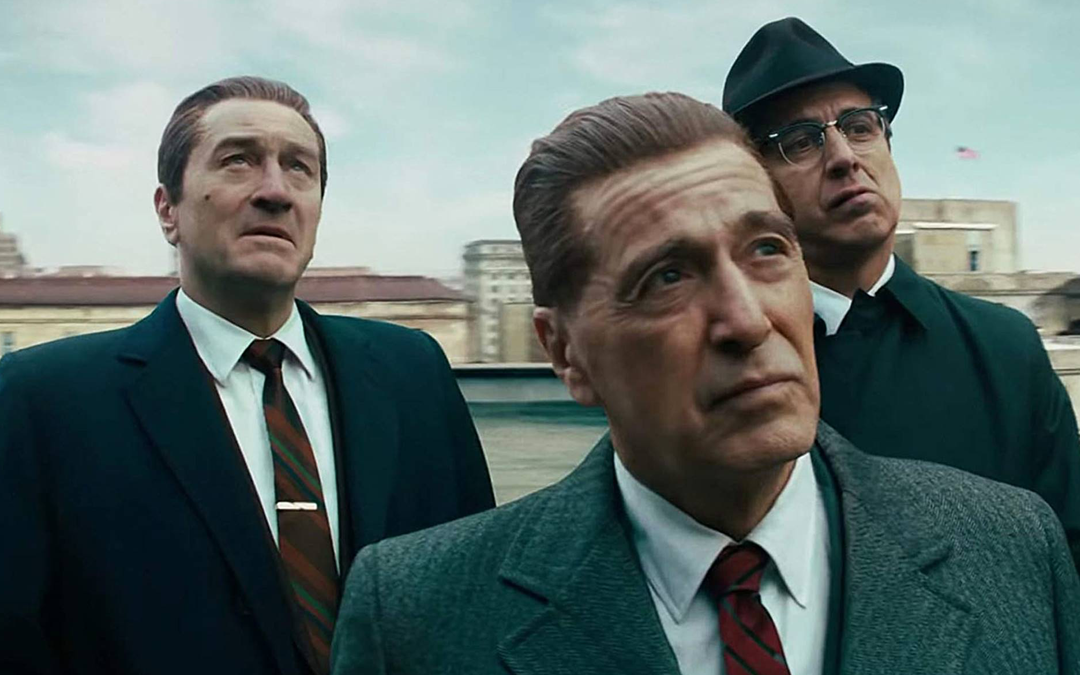 All The Write Moves: 'The Irishman'