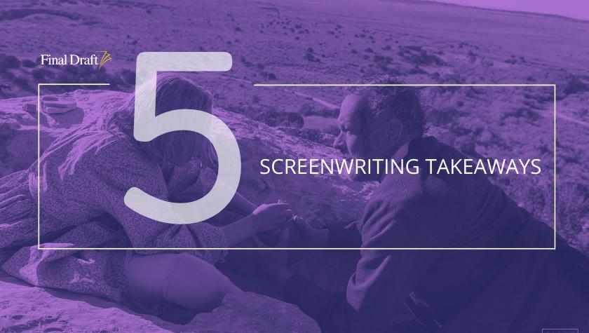 5 Screenwriting Takeaways: 'News of the World'