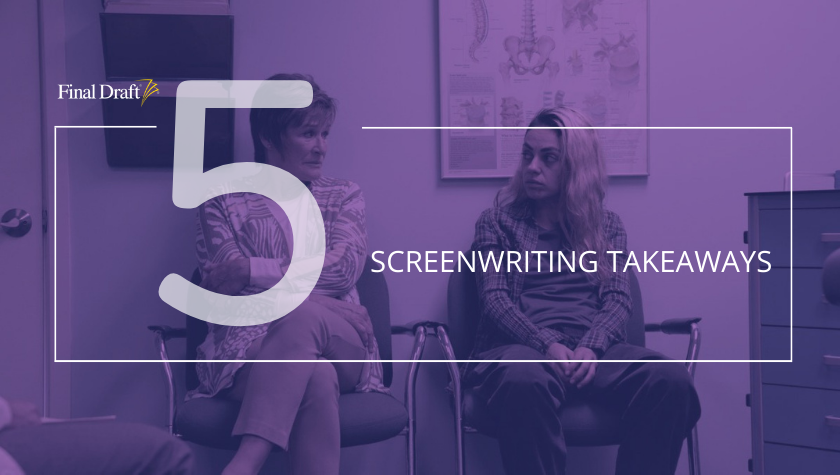 5 Screenwriting Takeaways: 'Four Good Days' takes a hard look at addiction