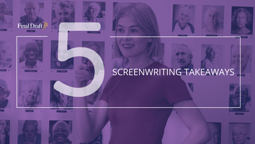 5 Screenwriting Takeaways From 'I Care a Lot'