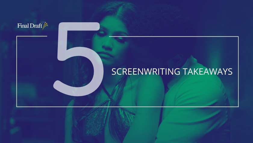 5 Screenwriting Takeaways: The Uneasiness of 'Malcolm & Marie'