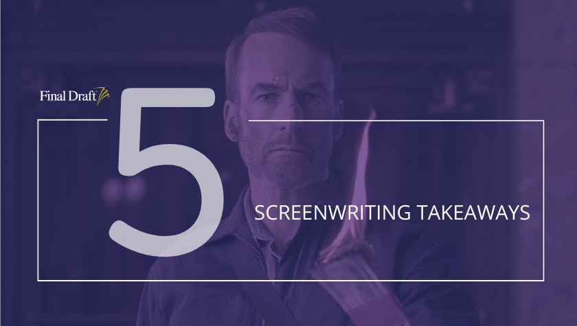 5 Screenwriting Takeaways: 'Nobody' Turns Odenkirk Into An Action Star