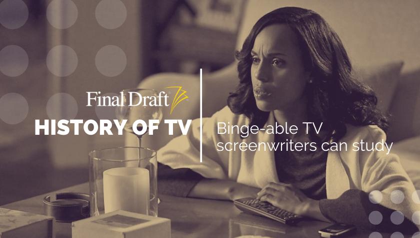 History of TV: Politics and Olivia Pope Define Shondaland Hit 'Scandal'