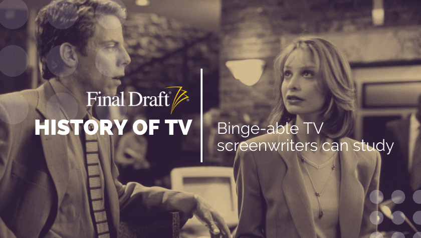History of TV: No Objections To the Zaniness of Legal Dramedy 'Ally McBeal'