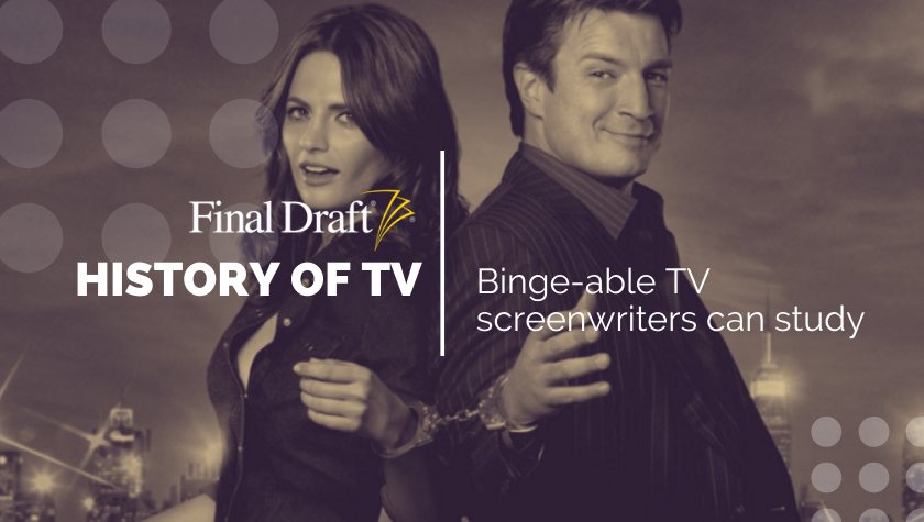 History of TV: Breaking Down Murder Mystery Network Classic 'Castle'