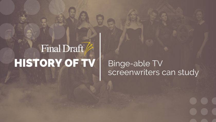 History of TV: 'Buffy the Vampire Slayer' and High Stakes Teenage Angst