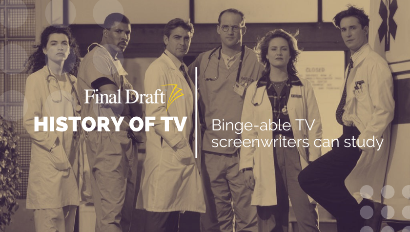 History of TV: Paging Dr. Ross Back to the 'ER'