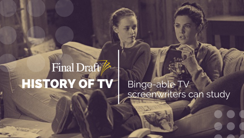 History of TV: A Dialogue on 'Gilmore Girls'
