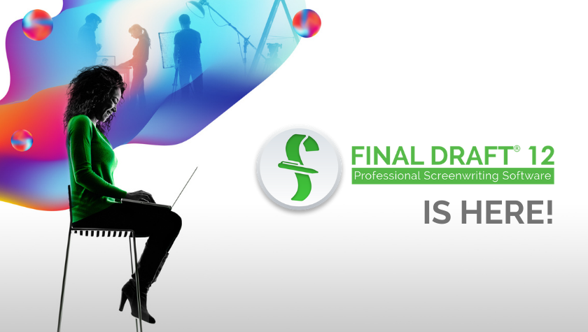 Final Draft 12 Launches in Surprise Drop on April 12