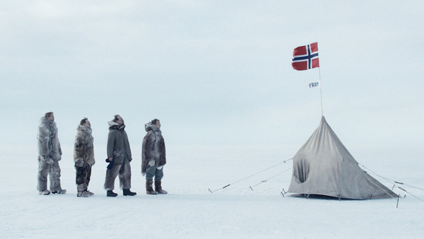 'Amundsen' Explores the Life of the First Man to Reach the South Pole
