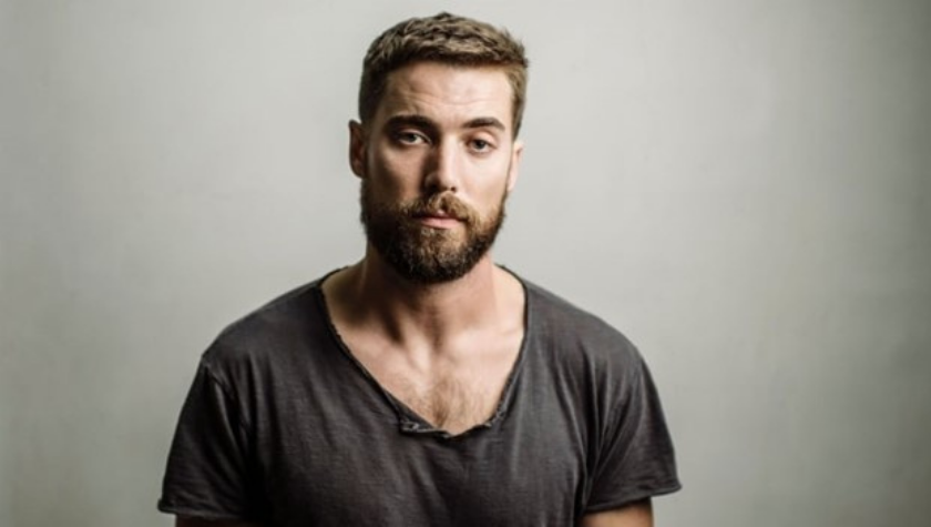 Exploring strange new worlds with writer-actor Dustin Milligan
