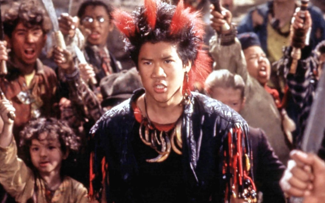 'HOOK' Star Dante Basco Reveals Secrets From the Set 27 Years Later