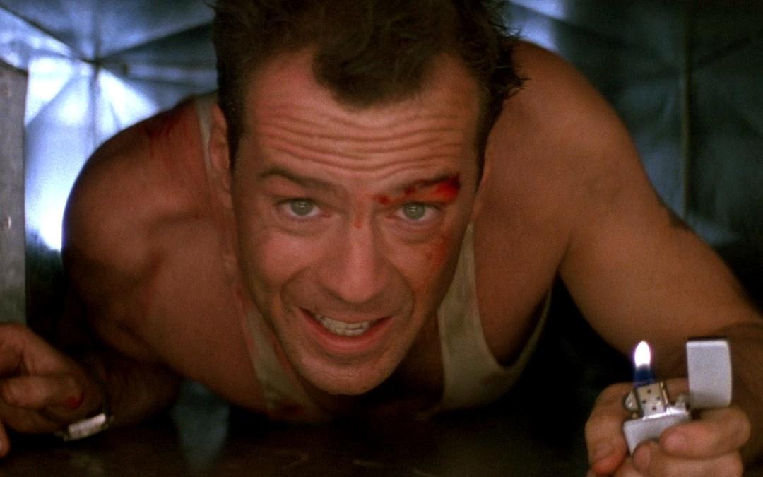 Steven E. de Souza: Die Hard IS a Christmas Movie