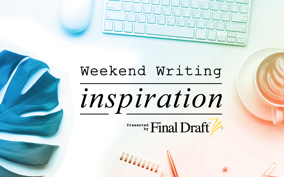 Weekend Writing Inspiration: Getting Back To Writing After the Holidays