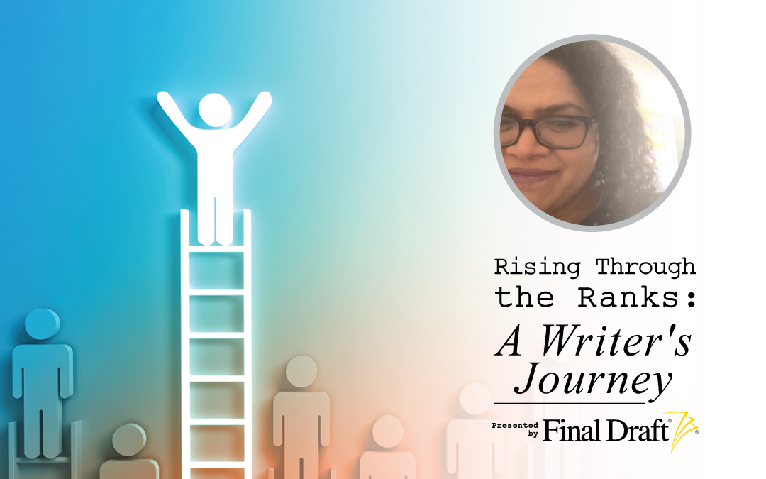 Rising Through The Ranks: Screenwriter Aarthi Ramanathan