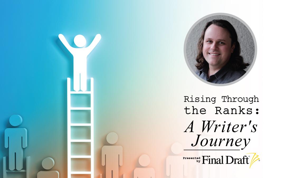 Rising Through the Ranks: Jonathan Barger