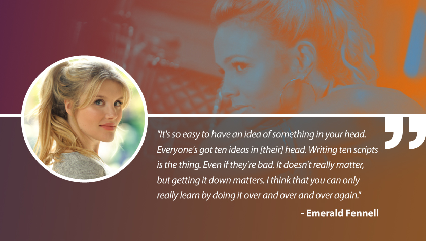 Write On with 'Promising Young Woman' Writer-Director Emerald Fennell