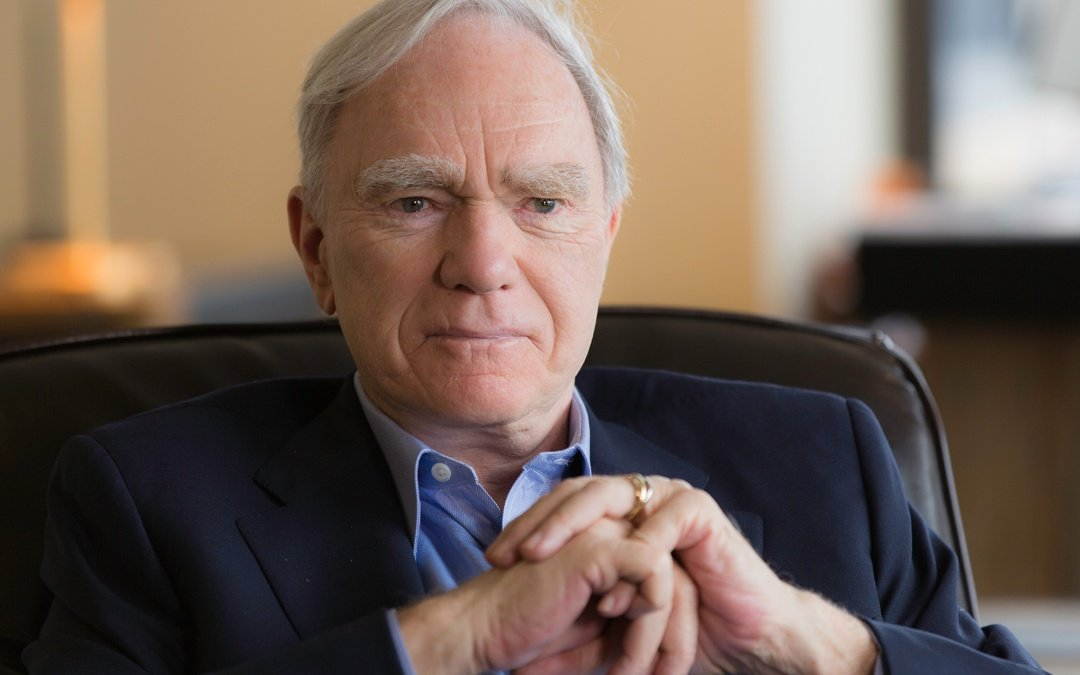 Storytelling lit a fire in Robert McKee that still burns 35 years later