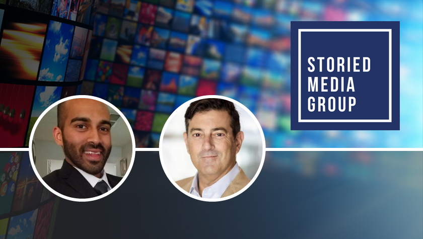 Write On with Storied Media Group's VP of Operations Kevin Fernandes and Founder Todd Hoffman