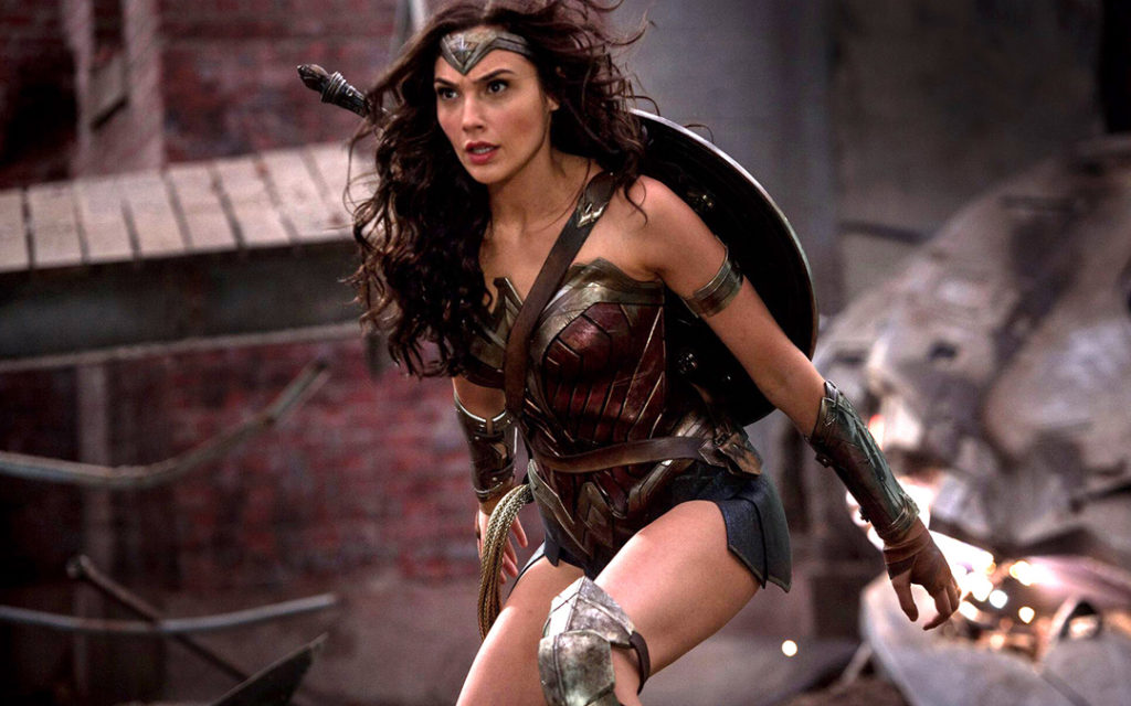 The Writing of Wonder Woman