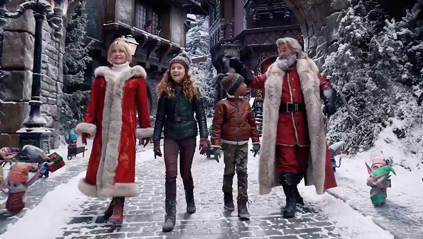 Matt Lieberman On Specs and 'The Christmas Chronicles'