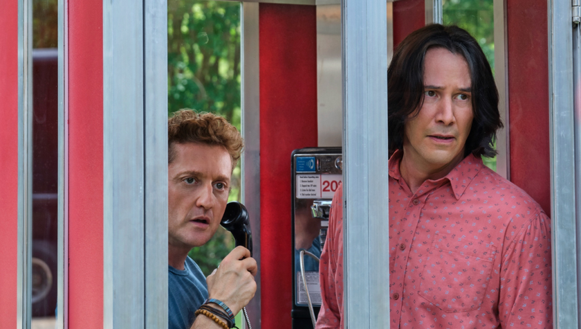 The Weekend Movie Takeaway: 'Tenet' Gets Re-Schedule Indefinitely While 'Bill & Ted' Go Straight To Streaming